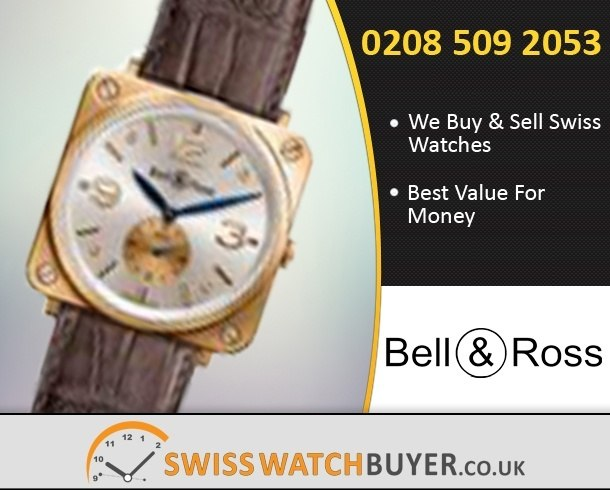 Buy Bell and Ross BRS Watches