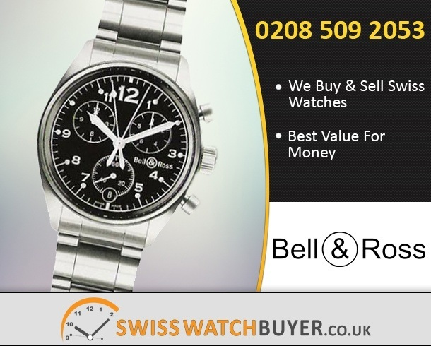 Sell Your Bell and Ross Vintage Watches