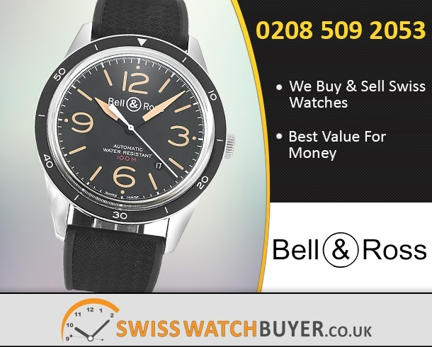 Buy Bell and Ross Vintage 123 Watches