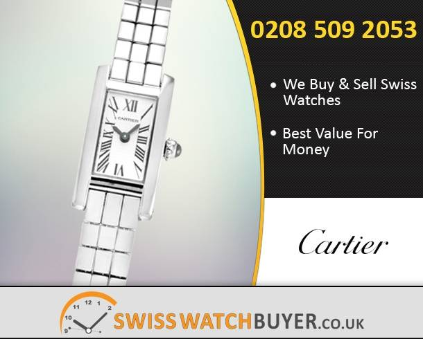 Buy Cartier Tank Louis Watches