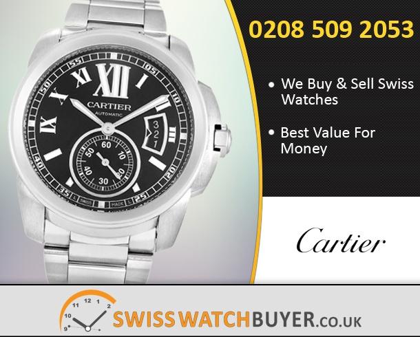 Buy or Sell Cartier Calibre de Watches