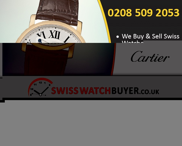 Sell Your Cartier Rotonde De Watches