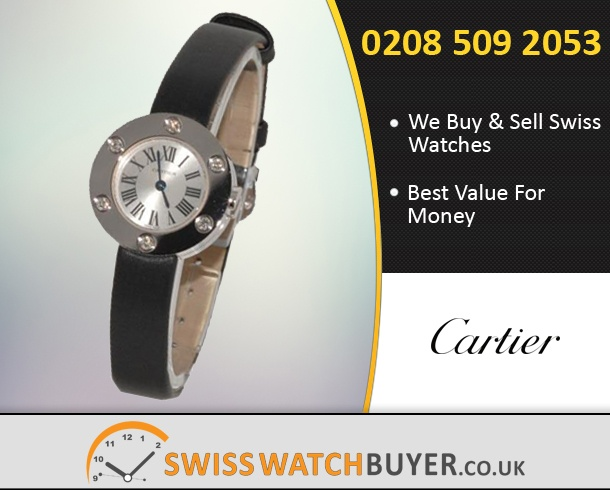 Sell Your Cartier Love Watches