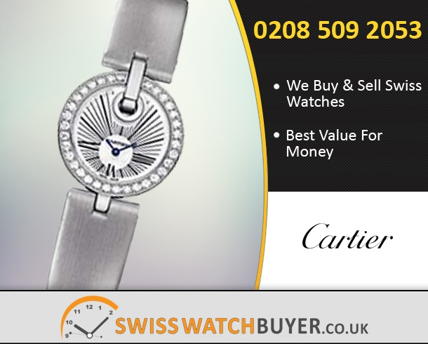 Sell Your Cartier Captive de Lm Watches