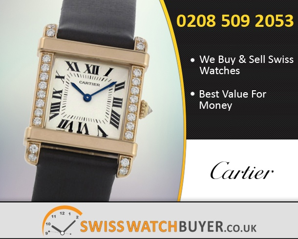 Buy Cartier Tank Chinoise Watches