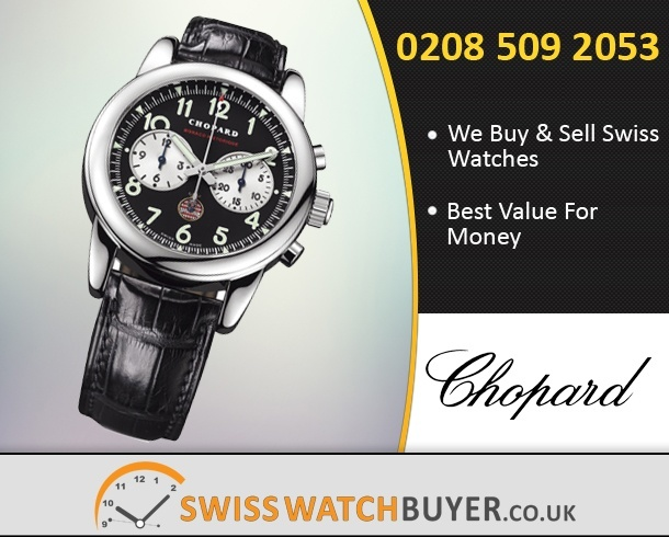 Sell Your Chopard Grand Prix Watches