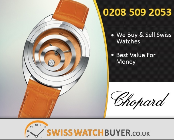 Buy or Sell Chopard Happy Spirit Watches