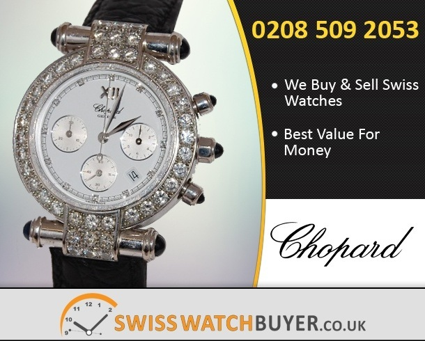 Sell Your Chopard Imperiale H Watches