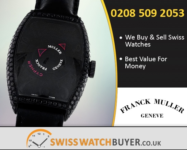 Sell Your Franck Muller Colour Dreams Watches