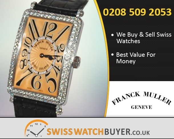 Sell Your Franck Muller SALE ITEMS Watches