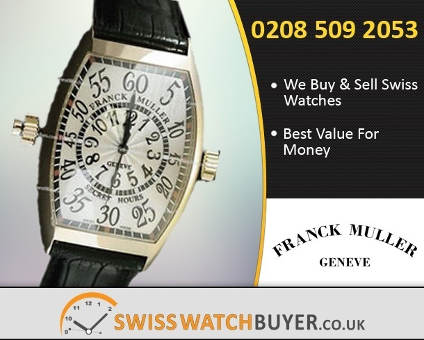 Sell Your Franck Muller Secret Hours Watches