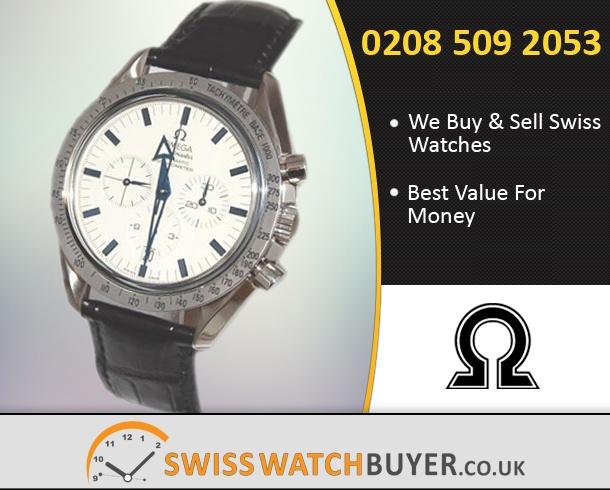 Buy OMEGA Speedmaster Broad Arrow Watches