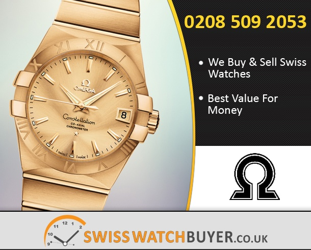 Buy or Sell OMEGA Constellation Chronometer Watches