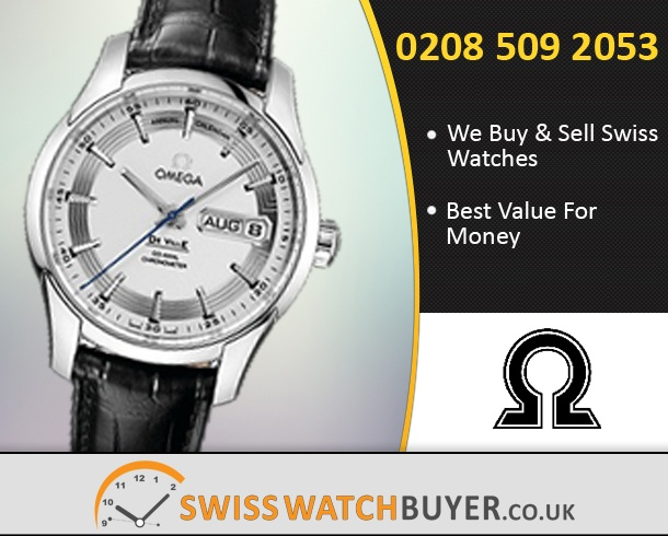 Buy OMEGA De Ville Hour Vision Watches
