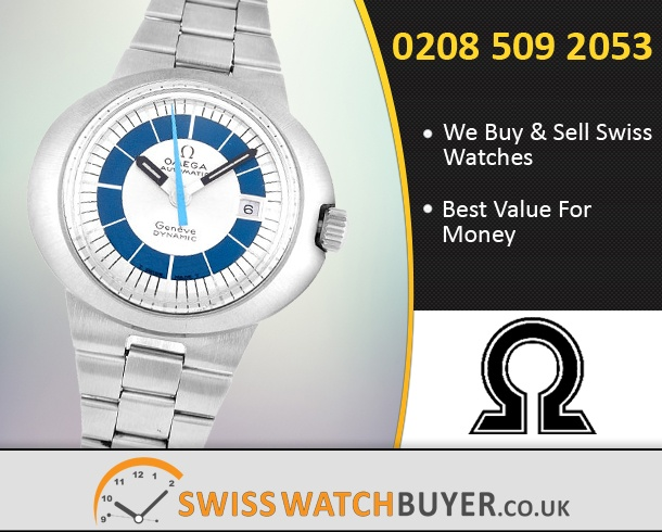 Buy OMEGA Dynamic Watches