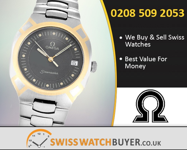 Sell Your OMEGA Seamaster Polaris Watches