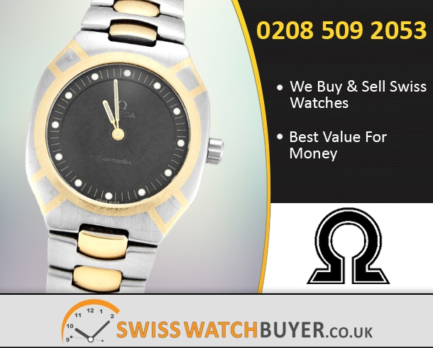 Buy OMEGA Seamaster Polaris Watches