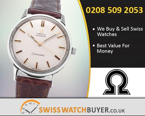 Buy OMEGA Seamaster Vintage Watches
