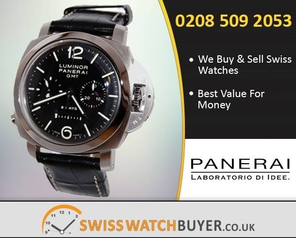 Sell Your Officine Panerai Luminor 1950 Watches