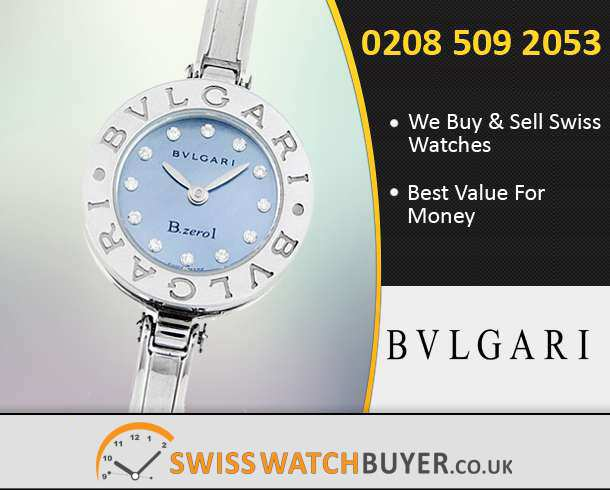 Buy or Sell Bvlgari Watches