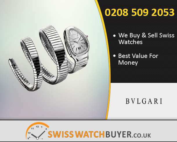 Sell Your Bvlgari Watches
