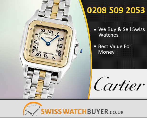 Buy or Sell Cartier Watches