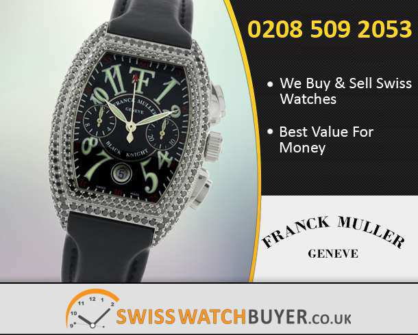 Buy or Sell Franck Muller Watches
