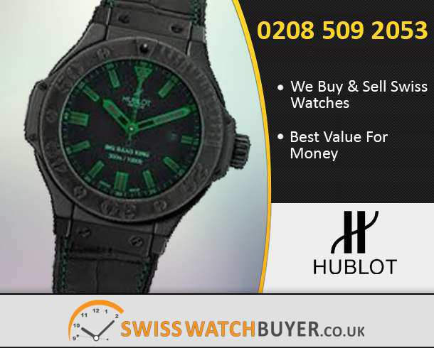 Buy or Sell Hublot Watches