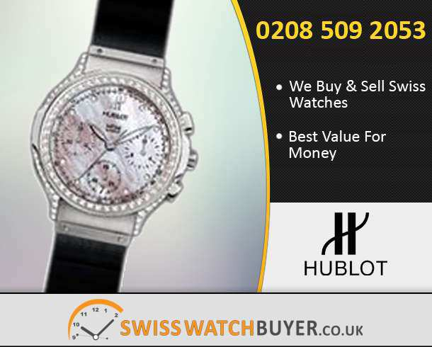 Sell Your Hublot Watches