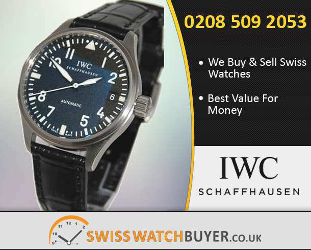 Buy or Sell IWC Watches