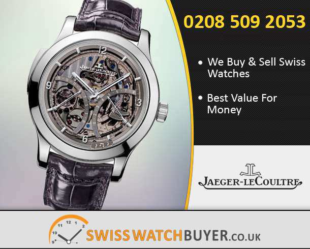 Buy or Sell Jaeger-LeCoultre Watches