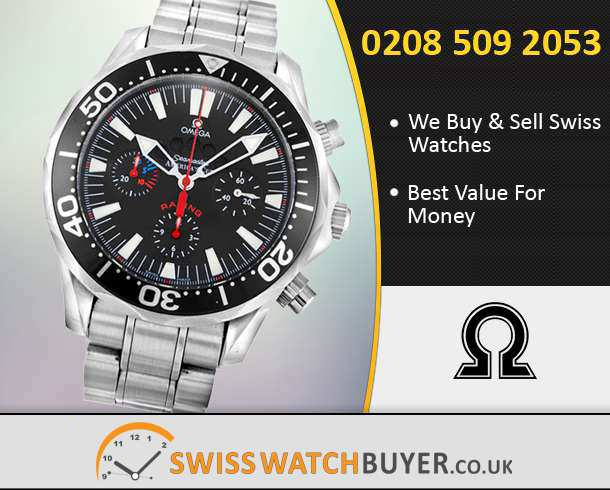 Buy or Sell OMEGA Watches