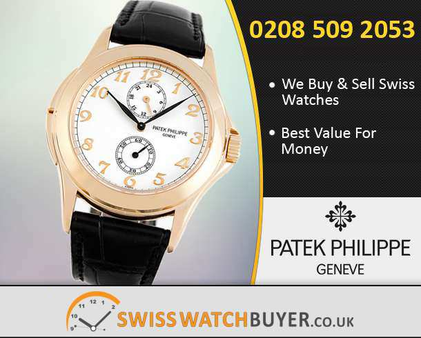 Sell Your Patek Philippe Watches