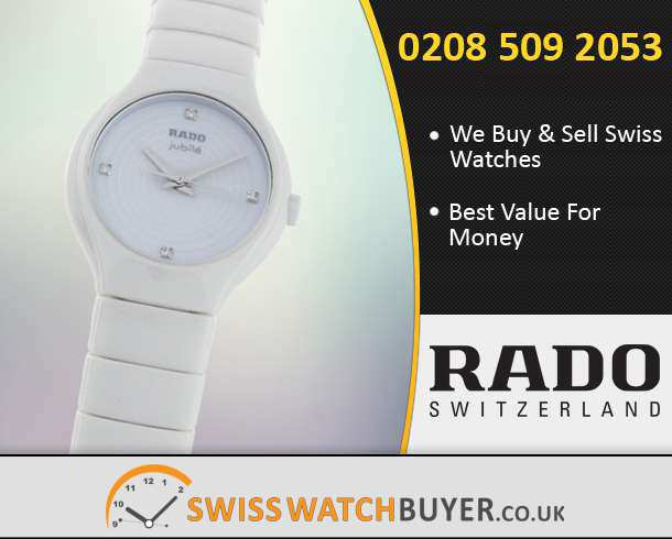 Sell Your Rado Watches