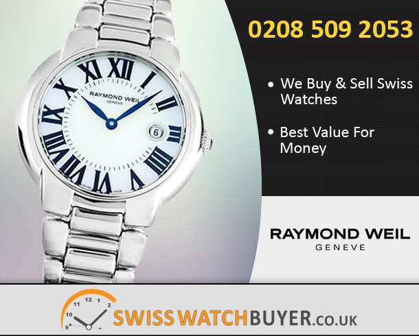 Buy or Sell Raymond Weil Watches