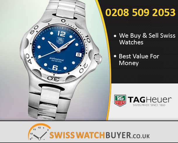Sell Your Tag Heuer Watches
