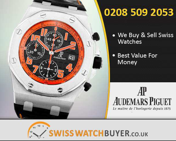 Sell Your Audemars Piguet Watches