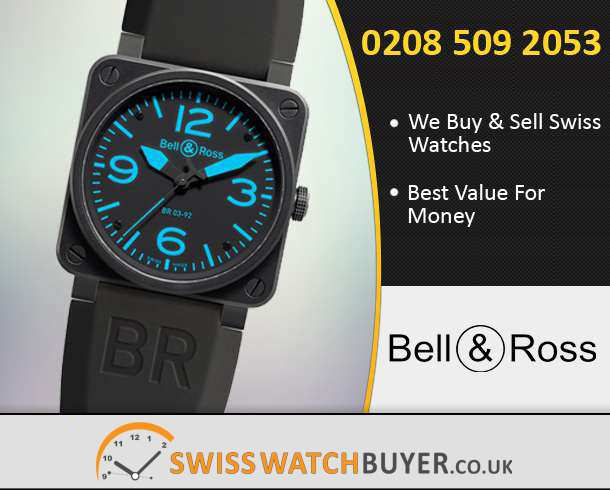 Buy or Sell Bell and Ross Watches