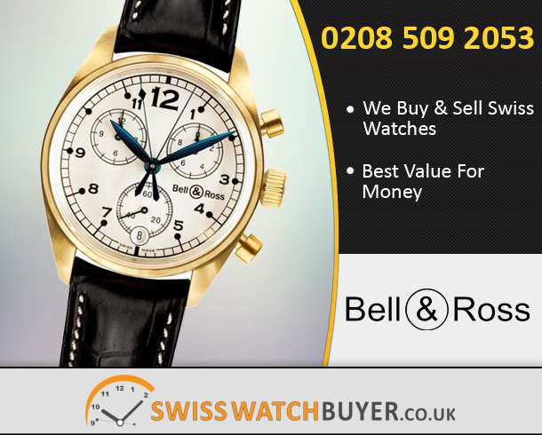 Sell Your Bell and Ross Watches
