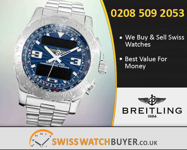 Buy Breitling Watches