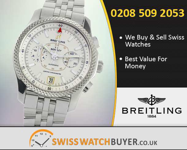 Buy or Sell Breitling Watches