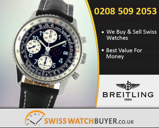 Sell Your Breitling Watches