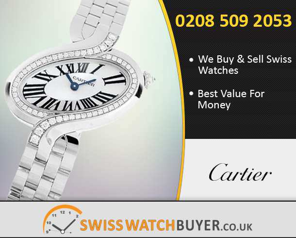 Sell Your Cartier Watches