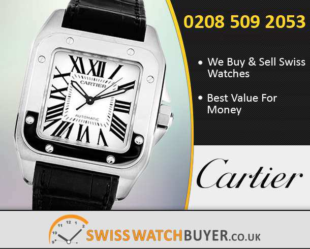 Value Cartier Watches