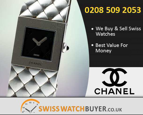 Buy CHANEL Watches
