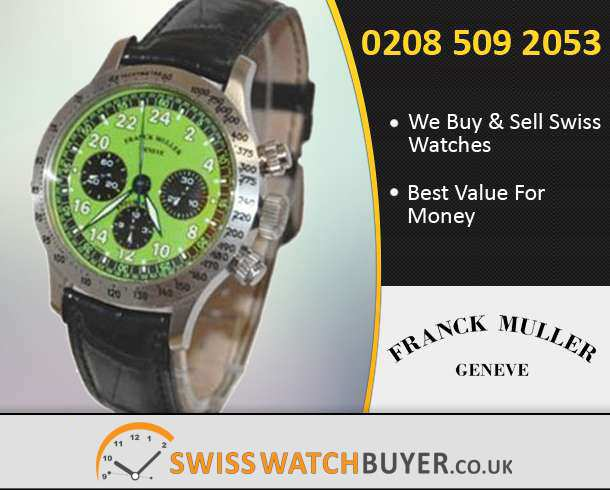 Sell Your Franck Muller Watches