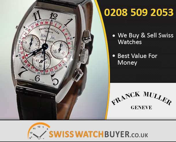 Buy Franck Muller Watches