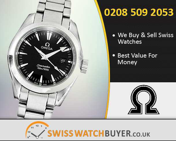 Sell Your OMEGA Watches