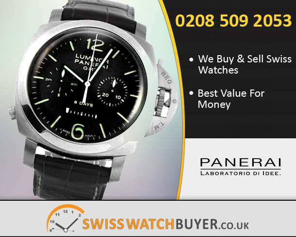 Buy or Sell Officine Panerai Watches