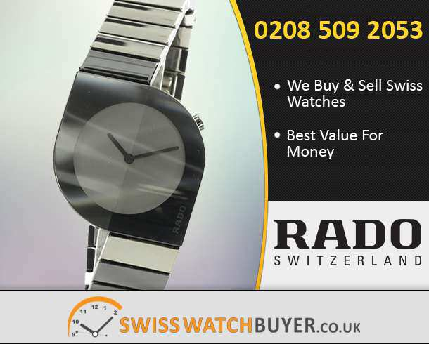 Pre-Owned Rado Watches
